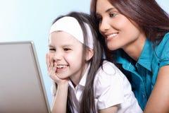Familienleben-Reihe Lizenzfreie Stockfotos