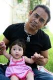Familienportrait. Lizenzfreies Stockfoto