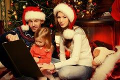 Familienurlaube Lizenzfreies Stockbild