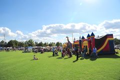 Goat Days Festival. stock images