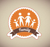 Familiy design Stock Photo