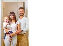 Familiy felice Immagine Stock Libera da Diritti