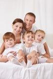 Familj arkivbilder