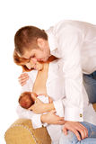 Familjbegrepp. Arkivfoto