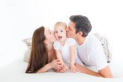 Familjeliv Royaltyfri Foto