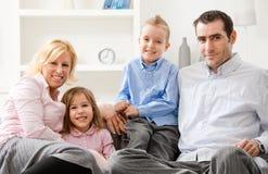 familjstående arkivfoto