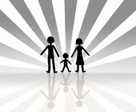 famille Image stock