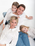 Famille Photos stock