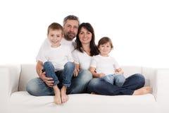 Famille Photographie stock libre de droits