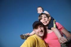 Famille photos stock