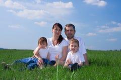 famille photos libres de droits