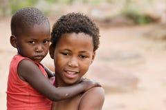 Famille africaine Image libre de droits