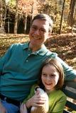 Famille américain Photos libres de droits