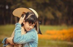 Famille, amour et concept heureux de personnes Photographie stock libre de droits