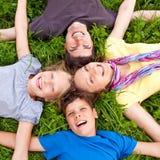 Famille-amusement 18 Photographie stock