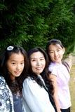 Famille asiatique Photos libres de droits