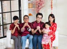 famille asiatique photo libre de droits