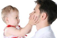 Famille d'humeur Photographie stock libre de droits