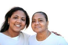 Famille de minorité photo libre de droits
