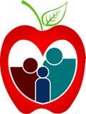 Famille de santé illustration libre de droits