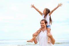 Famille heureuse Image libre de droits