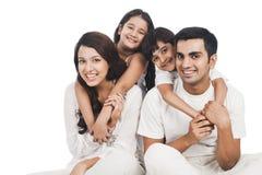 Famille heureuse Photographie stock libre de droits