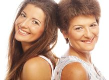 Famille heureuse Images stock