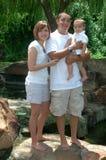 Famille neuf Photo stock