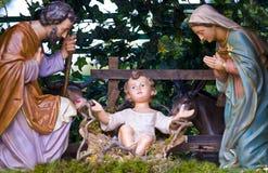 Famille sainte Images libres de droits
