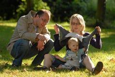Famille Versalhes 1 Imagens de Stock