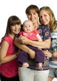 The family stock photography