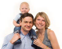 The family Royalty Free Stock Images