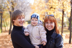The family Royalty Free Stock Photography