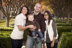 Family Royalty Free Stock Photography