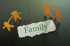 A family Stock Photo
