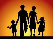 Family Royalty Free Stock Photo