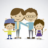Family royalty free illustration