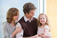 A family Royalty Free Stock Photography