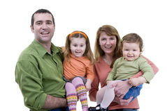 Family. A happy family bonding together. Love Stock Photos