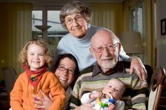 family Στοκ εικόνα με δικαίωμα ελεύθερης χρήσης