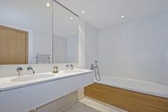 Family bathroom Stock Photography