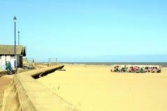 Free Family Beach Day. Stock Photography - 49296082