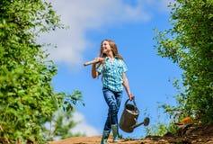 Family bonding. spring country side village. future success. little girl on rancho. summer farming. farmer little girl royalty free stock photography