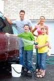 Family car Stock Photo