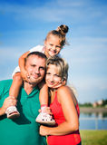 Family concept. Royalty Free Stock Image