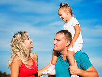 Family concept Royalty Free Stock Image