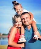 Family concept. Royalty Free Stock Photos