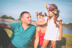 Family concept Royalty Free Stock Photo