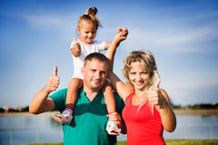 Family concept Stock Image
