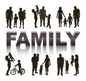 Family. Stock Images